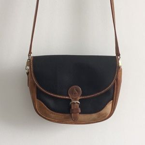 Chic Vintage Crossbody Purse from Paris